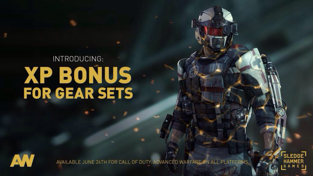 New royalty elite variants v2 and soldier gear xp